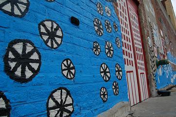 LIC Mural