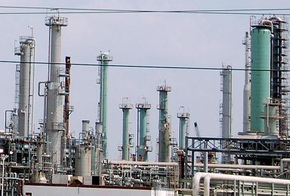 A Texas Refinery