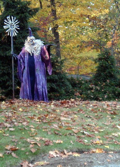 Pagan Man at Botanical Gardens