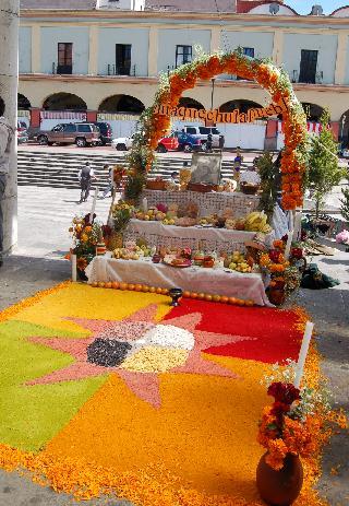 Toluca Shrine