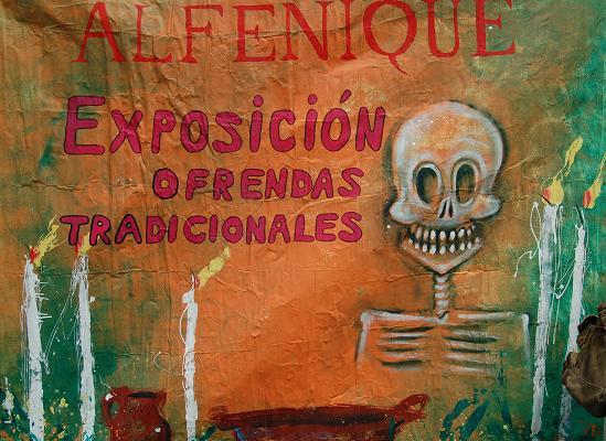 Skeletor in Toluca