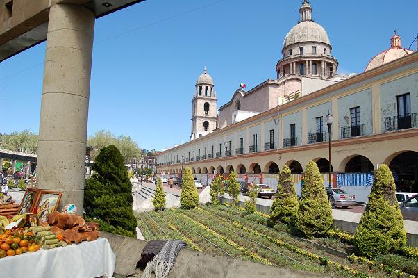 Sugar Market in Toluca