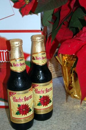 Noche Buena cerveza