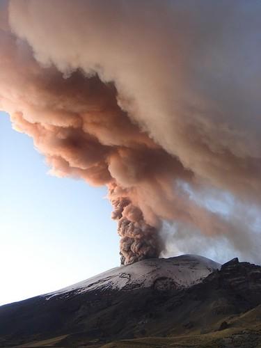 El Popo Volcano