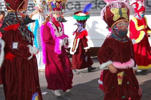 Carnaval Xochimilco