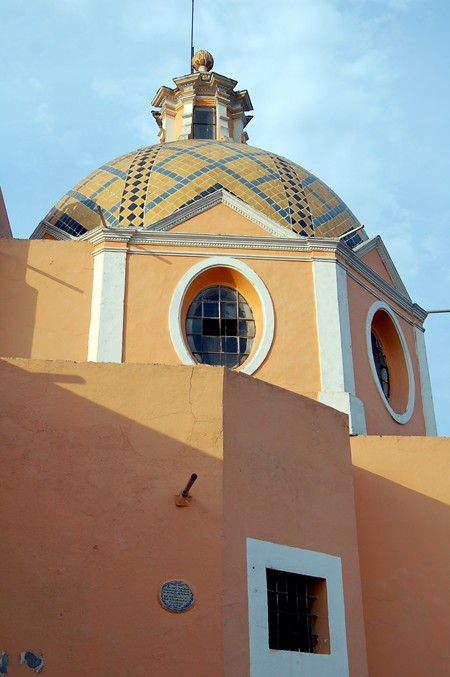 Church in Cholula