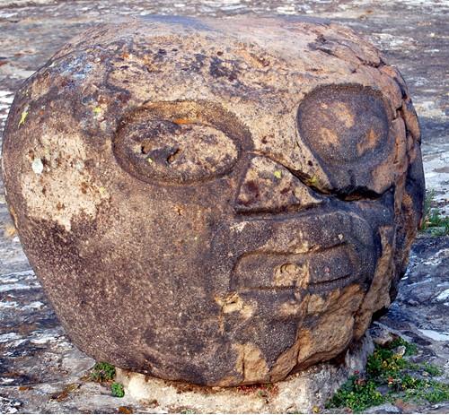 cholula head