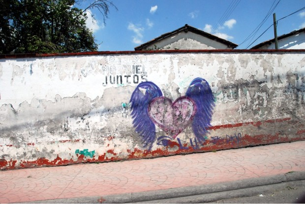 As in many countries, street art in Mexico usually surfaces first on walls.