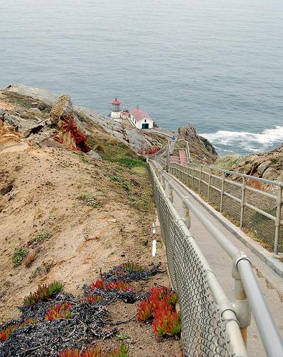 Lighthouse, Point Reyes National Seashore, Calif.