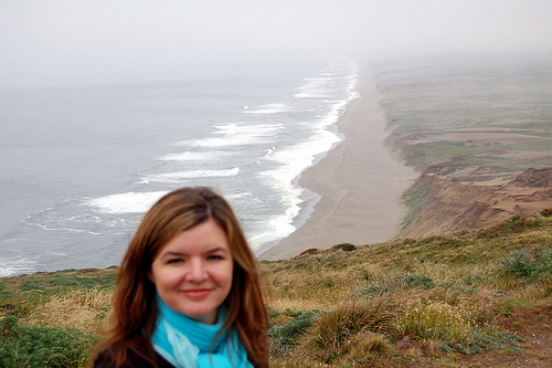 Your host, Point Reyes seashore