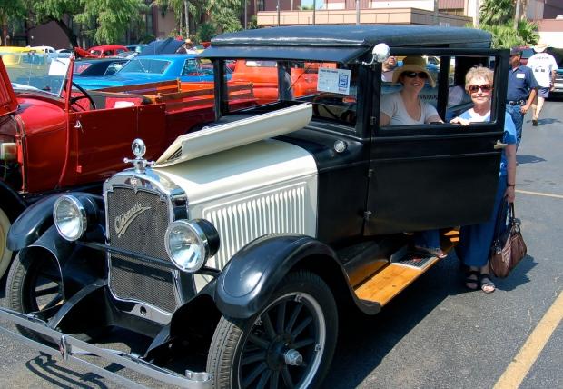 1926 Oldsmobile