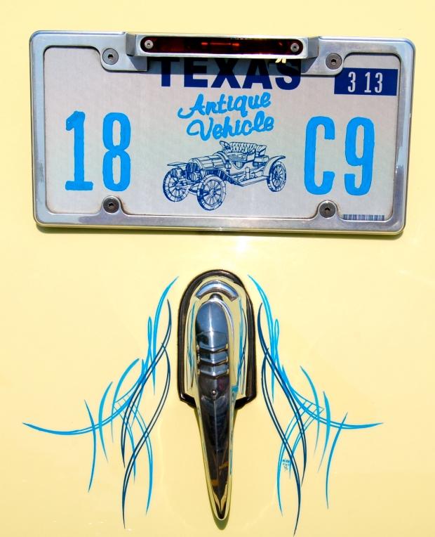 Texas Antique Vehicle